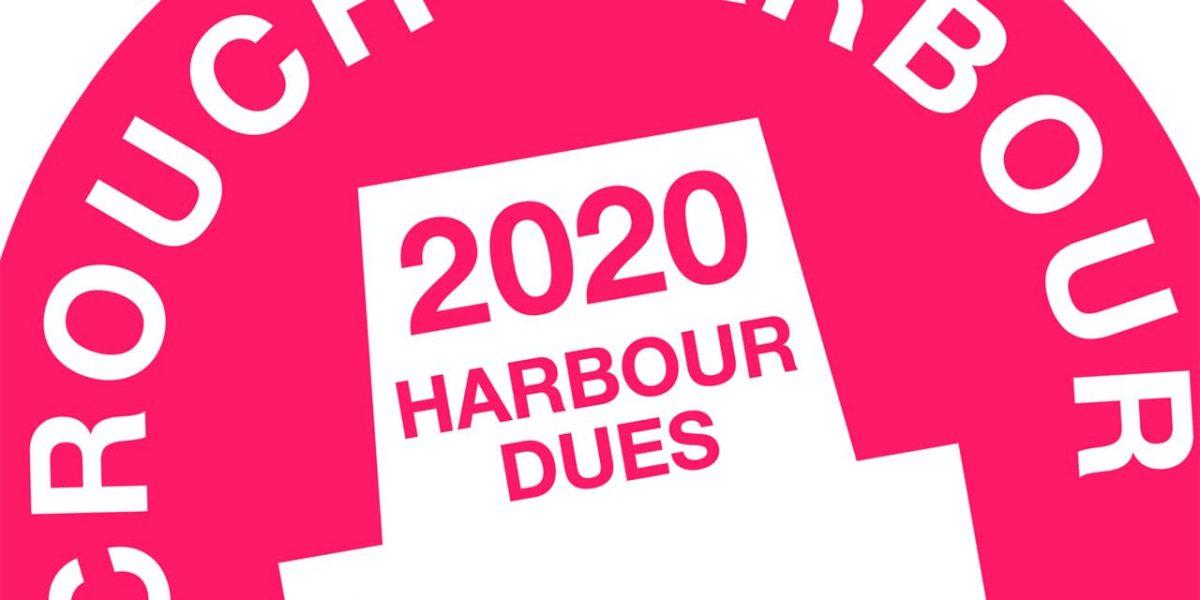 2020 Dues Plaque